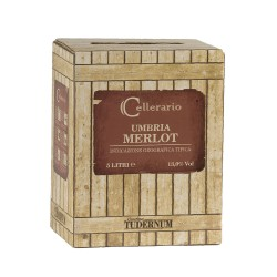 Bag in Box Merlot 5lt
